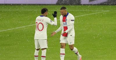 PSG: Ő a mi aranyfiúnk! – Neymar méltatta Mbappét