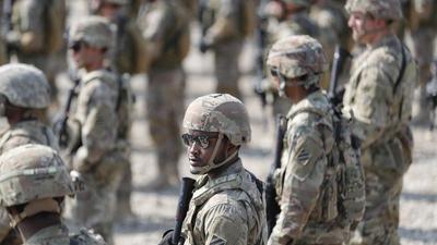 Amerikai csapatokat vezényelnek Németországba