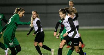 Női futball: csalódott Gyöngyös, csalódott Eger