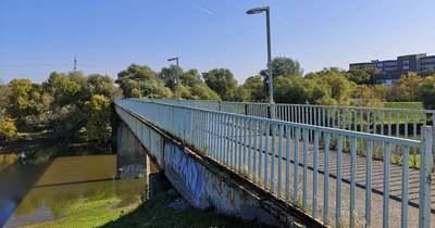 Új korlátot és világítást is kap a szolnoki Laki Kálmán híd