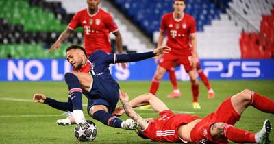 Neymar nagy bejelentést tett a Bayern München kiejtése után