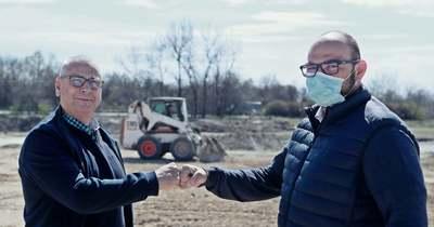 Újabb komoly beruházás érkezett a Velencei-tó partjára, belga cég jön Pákozdra