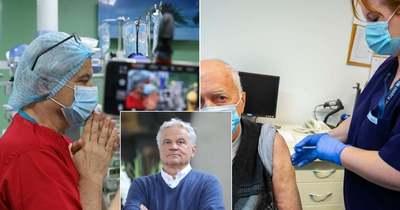 Megrendítő üzenet Dr. Csókay Andrástól a covid-osztályokról – Videó!