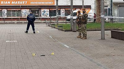 Lövöldözés volt Budapesten