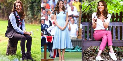 Titkok a királyi családból: így tartja magát formában Katalin hercegné