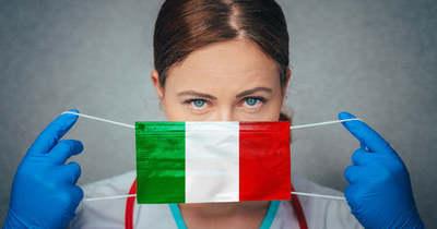 Az olaszok már bánják, hogy nem oltották be hamarabb az időseket