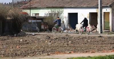Egyre zsugorodik a Keleti lakótelep (fotók)