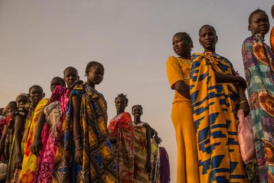 Afrika, ahol egy tisztasági betét maga a megváltás
