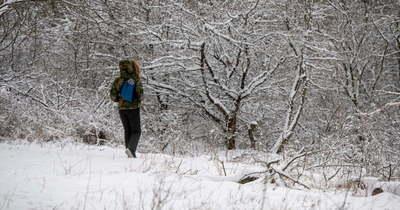Vastag hó lepte be Magyarország hegyeit