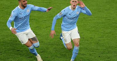 Történelmet írt a Manchester City: négy közé jutott a BL-ben