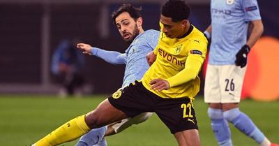 A 17 éves angol gólja után Can hibázott, a City fordított és továbbjutott