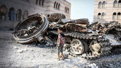 Évtizednyi terror és tragédia Szíriában