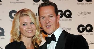 Szívszorító döntést hozott Michael Schumacher felesége