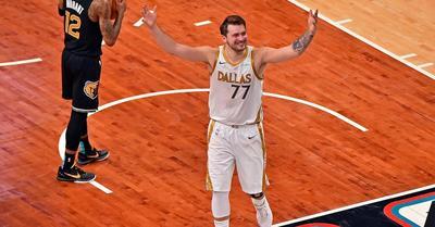 NBA: Doncic dudaszós triplájával győzött a Dallas – videó