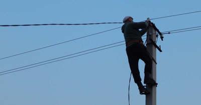 Elképesztő módszerekkel lopták az áramot Heves megyében