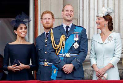 Nem viselhetnek egyenruhát a királyi család tagjai Fülöp temetésén