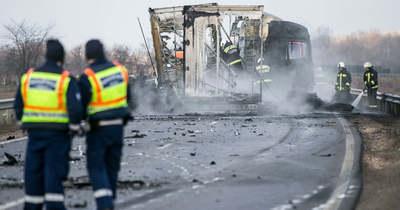 Elhárítják a balesetveszélyt Bács-Kiskun megye útjairól