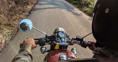 Száguldozó motorosok okoznak konfliktust a Mátrában