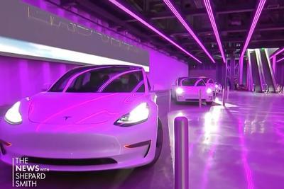 Valóra vált Elon Musk egyik meghökkentő ötlete, alagutat fúrt Las Vegas alatt