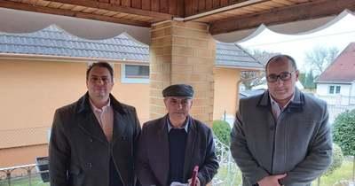 Kisapostagért Díj kitüntetésben részesítette az önkormányzati képviselő-testület Virág Bélát
