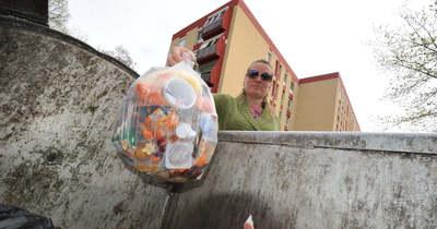 Megszabadulhatnak a hulladékoktól a szentlőrinciek