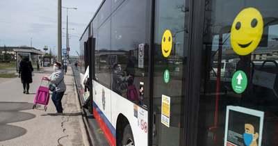 Busszal Kisfaludról Szárazrétre – Górcső alá vettük a tervezett járatokat