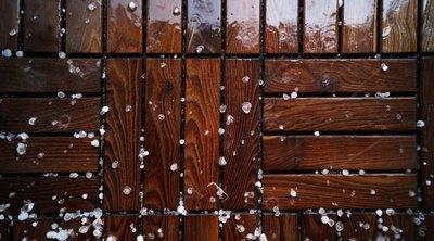 Kíméletlenül lecsap ránk az időjárás: Jégeső miatt adtak ki riasztást