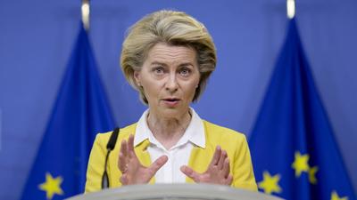Érik a diplomáciai botrány Ursula von der Leyen körül