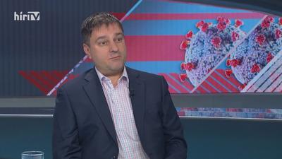 Kiszelly Zoltán: Az ellenzék nem akarja, hogy Magyarország megelőzze a mezőnyt