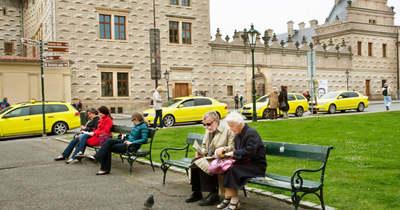 Ötszáz eurót visz haza egy átlagos szlovák nyugdíjas