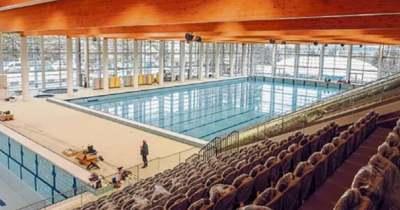 Lőver Uszoda – Finisben az új uszoda Sopronban – Lassan jöhet a víz a medencékbe