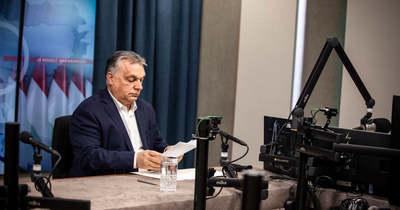 Orbán Viktor hamarosan beszámol a legújabb kormányzati intézkedésekről