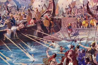Töri érettségi gyorstalpaló: a görög-perzsa háborúk II.