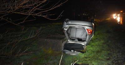 Több jászkunsági balesetet is a nedves út okozott