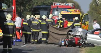 Vádat emeltek a vaskúti motoros házaspár halálát okozó férfi ellen