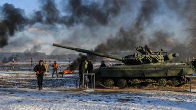 Megtámadja újra Oroszország Ukrajnát?