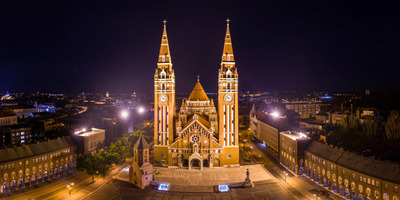 KVÍZ: Mennyit tudsz Szegedről, a napfény városáról?