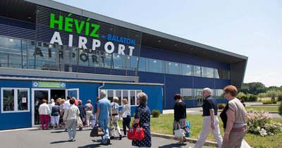 A Hévíz-Balaton Airport európai színvonalú, korszerű légikikötő lesz