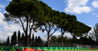 F1: Emilia-romagnai Nagydíj, 2. szabadedzés – élőben az NSO-n