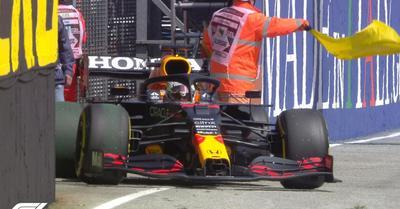 F1: ezért nem készült videó Pérezék ütközéséről!