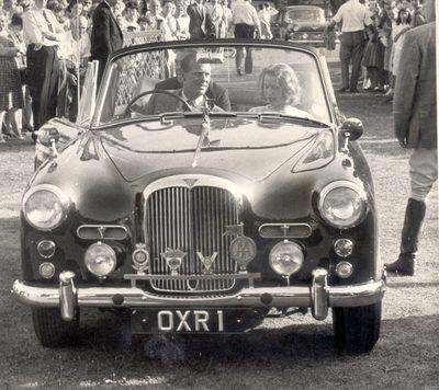 Megtaláltuk Fülöp herceg kedvenc autójának párját, Magyarországon van