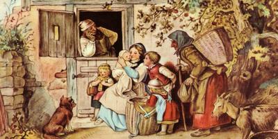 Elolvasod, milyen volt gyereknek lenni a középkorban, és nagyon szomorú leszel