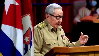 Lemondott Raúl Castro kubai pártelnök