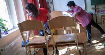 Indul a jelenléti oktatás az alsósoknál – Zalai intézményekben érdeklődtünk