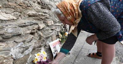 Velemi háza is Törőcsik Marit gyászolja, az ott lakókkal együtt