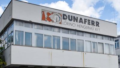 Zsoldosokkal akarták elfoglalni a Dunai Vasművet
