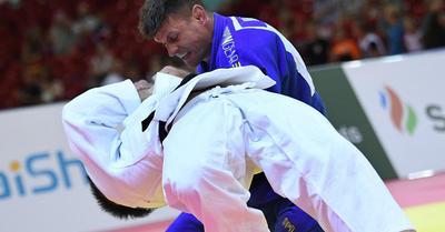Cselgáncs: Ungvári Miklós kiesett élete utolsó Európa-bajnokságán