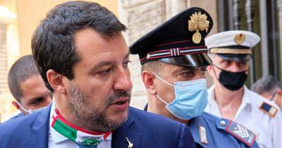 Hivatalos: Bíróság elé állítják Matteo Salvinit