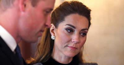 Megható tiszteletadás: Katalin hercegné így jelent meg Fülöp temetésén