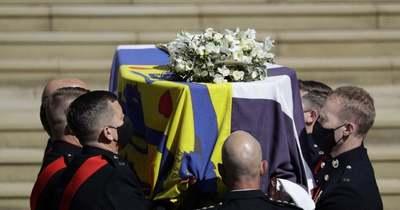 Ilyen volt Fülöp herceg királyi temetése